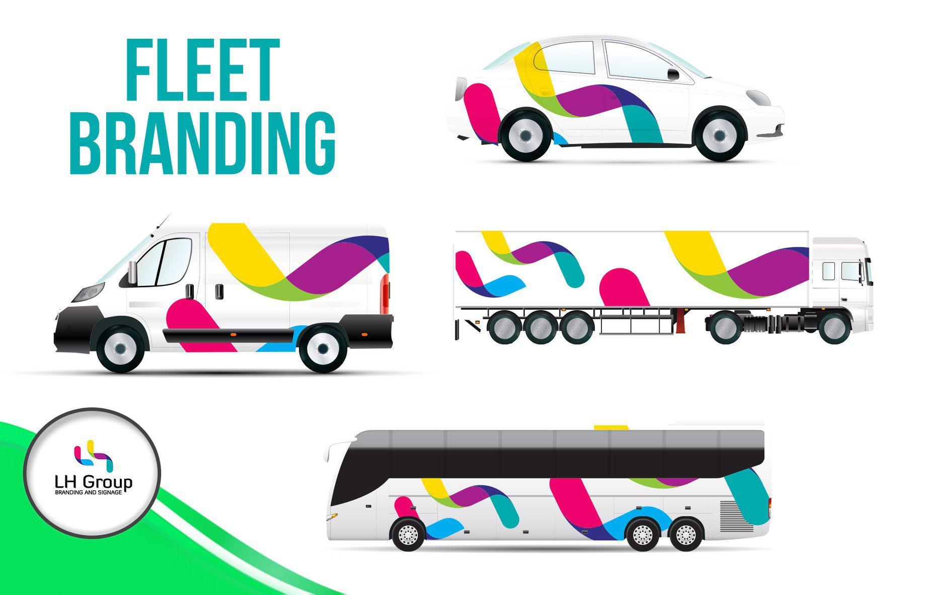 fleet branding